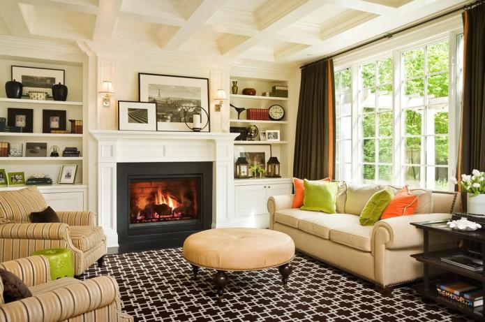 4 Inspiring rooms perfectly decorated for