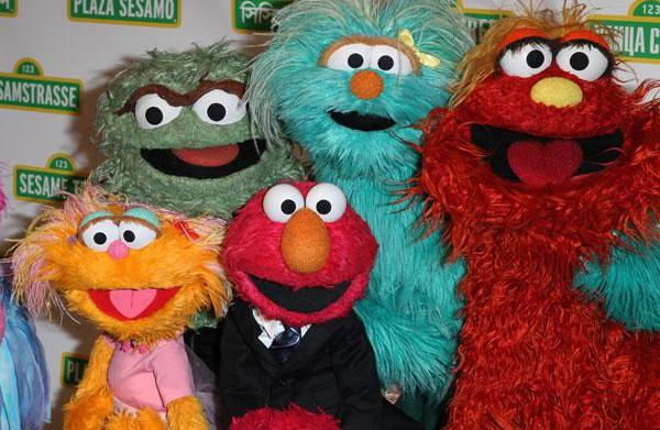 Sesame Street is the latest weapon