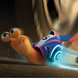 Turbo movie review: The gastropod mollusk