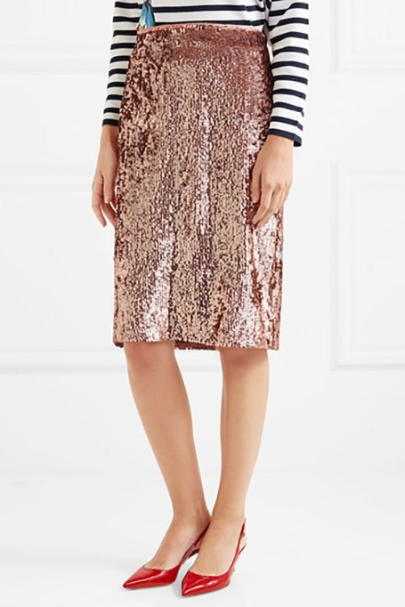 Non-Cheesy Ways to Wear Sequins: The office sequin | Fall Fashion Trends 2017