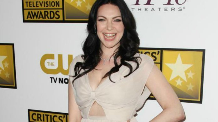 Laura Prepon thanks Scientology for a