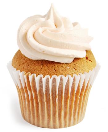 Sweet Corn Cupcake