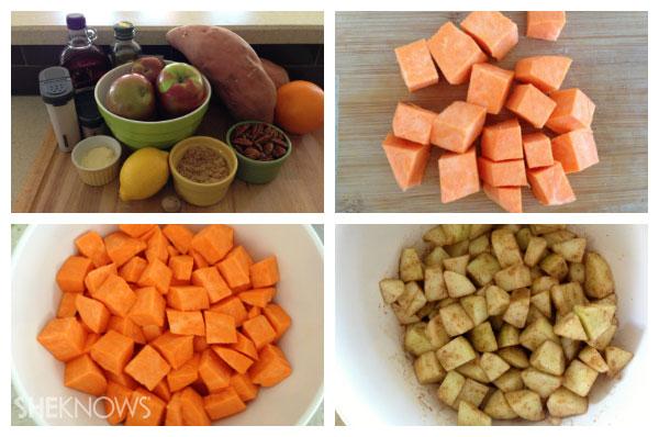 Sweet potato casserole first steps | Sheknows.ca