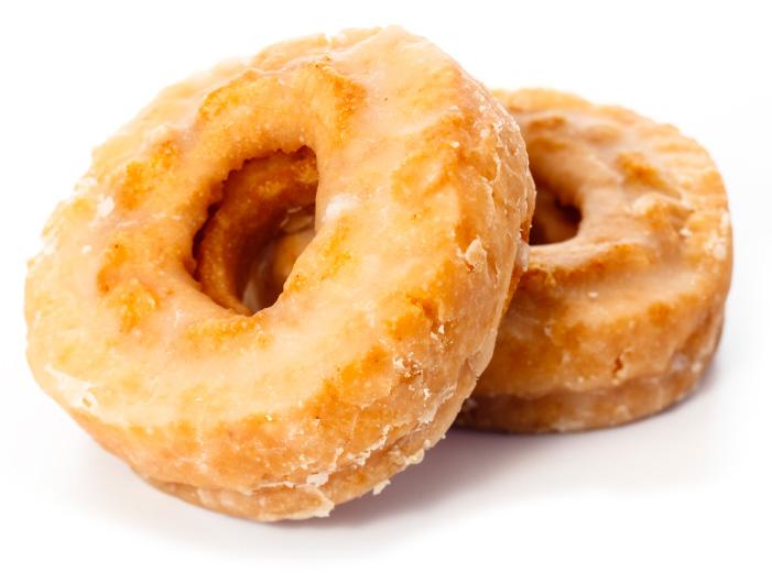 sweet potato donut
