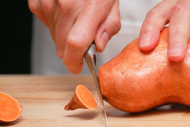sweet potato yam
