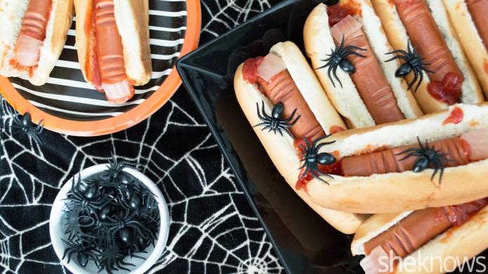 A Halloween Party Ain't a Halloween