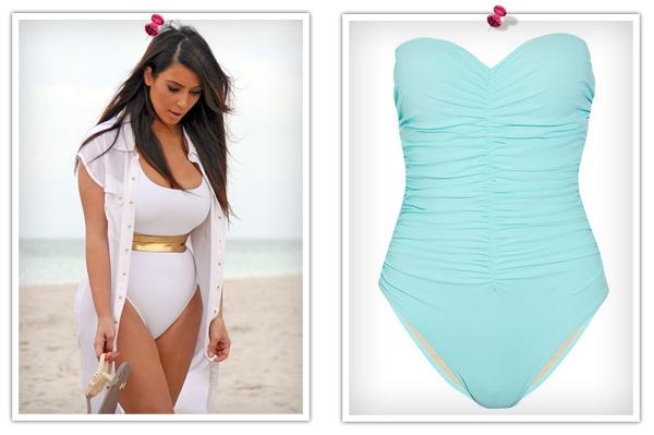 Pear shape swimsuit ideas