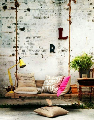 Indoor Bench