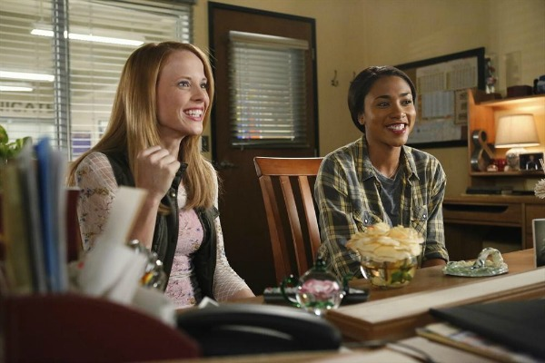 Switched at Birth - Fountain review
