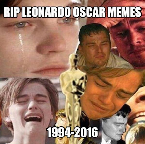 Leonardo DiCaprio memes
