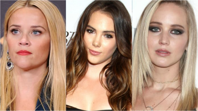 McKayla Maroney & Other Female Celebrities