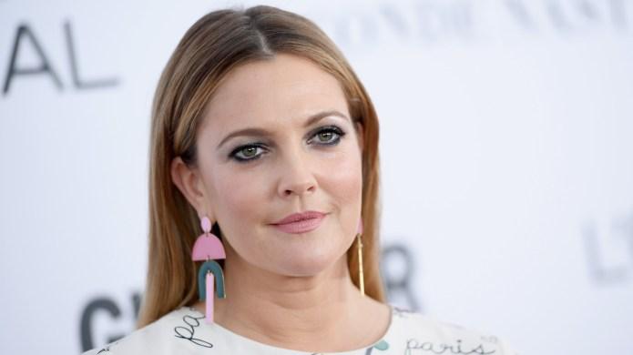 Drew Barrymore attends Glamour's 2017 Women