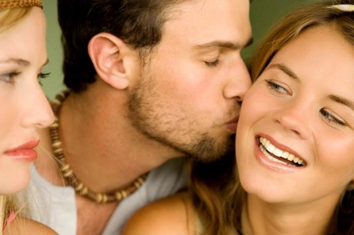 The reason men like jealous women