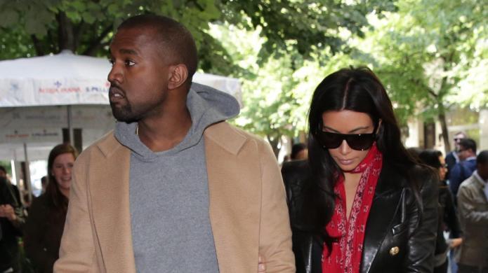Kanye West mad at wedding photographer
