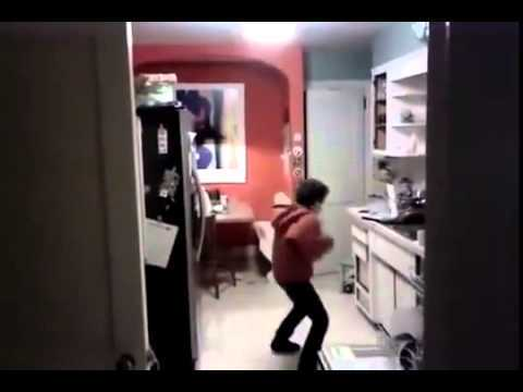 Watch this kid bust some moves