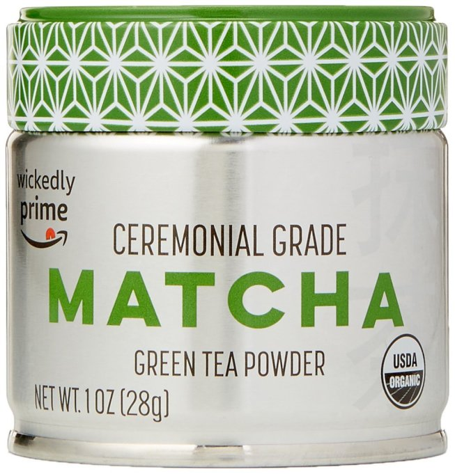 Wickedly Prime Organic Matcha Green Tea Powder