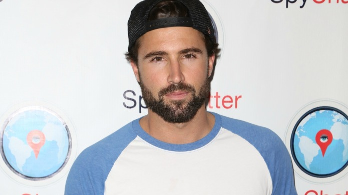 Brody Jenner gets uncomfortable talking about