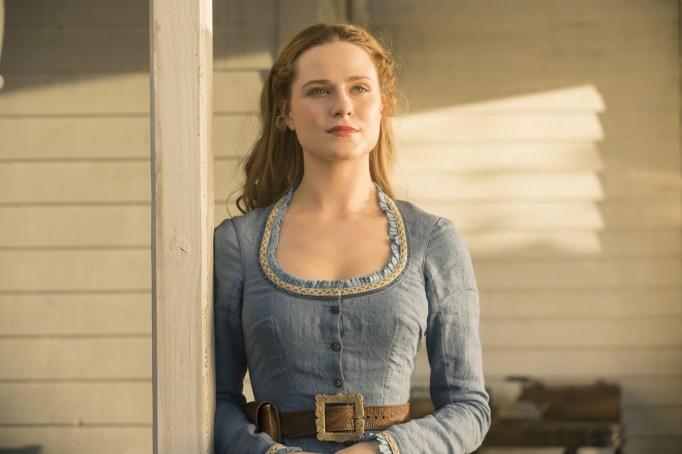 Evan Rachel Wood in Westworld Season 1