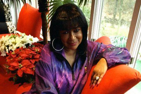 'Godmother of Hip Hop' Sylvia Robinson