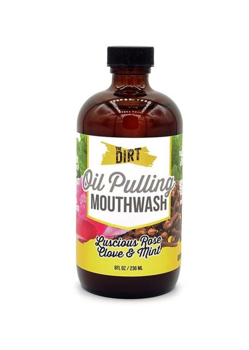 Game Changing Oral Hygiene Products | The Dirt Oil Pulling Mouth Wash