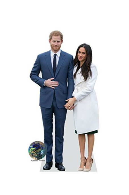 Royal Wedding Cut-Outs