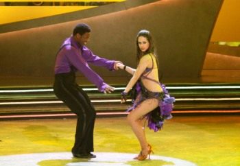 Ade and Jeanine do the Samba on July 29 So You Think You Can Dance