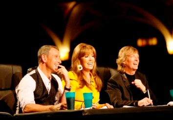 The So You Think You Can Dance judges