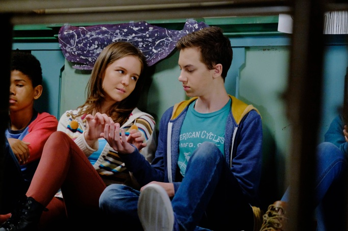 Still from The Fosters