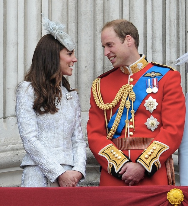 Kate and William celebrate five years of marriage