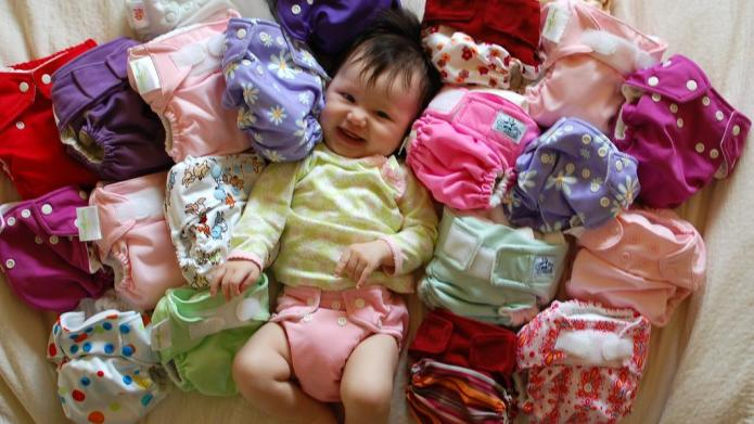 The best cloth diaper cakes you've