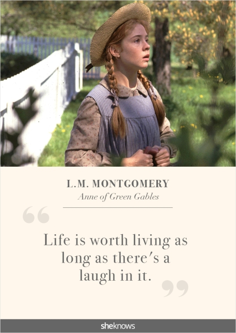 Anne of Green Gables quotes