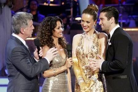 Dancing With the Stars results: Petra