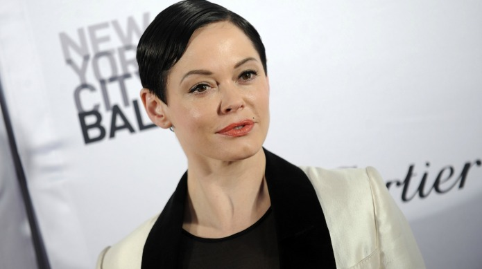 Rose McGowan slams Caitlyn Jenner for