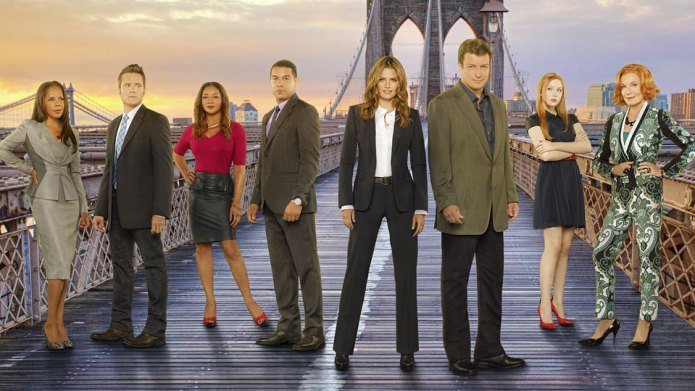 'Castle' is over, but the stars'