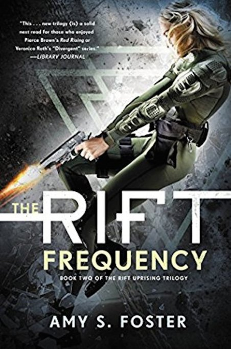 Hottest books to read Fall 2017: 'The Rift Frequency' by Amy S. Foster