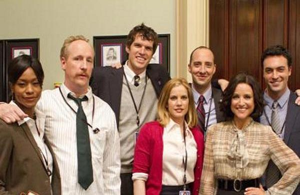 The vote for Veep? Freshly funny
