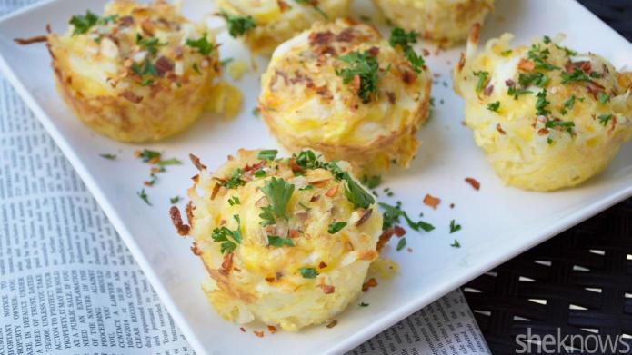 15 Easy muffin tin recipes to