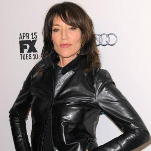 Katey Sagal's secrets to staying smoking