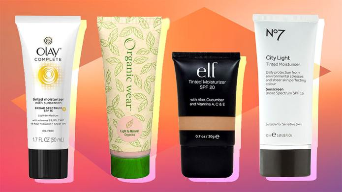 7 Drugstore Tinted Moisturizers That Will