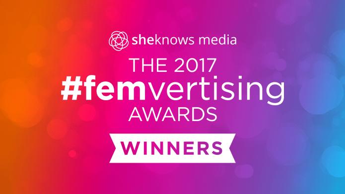 The Winners of the 2017 #Femvertising