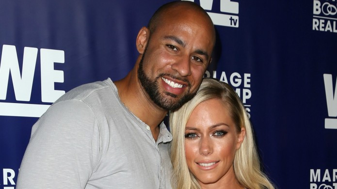 Kendra Wilkinson and Hank Baskett might