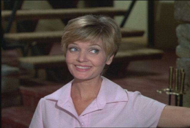 Florence Henderson as Carol Brady on 'The Brady Bunch'