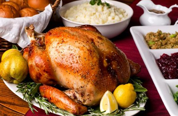 Clever ways to serve holiday dinner