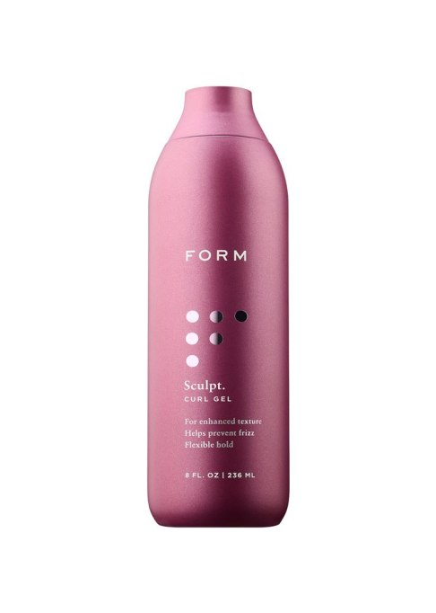 Best Curl-Defining Products for Textured Hair | FORM Sculpt. Curl Gel