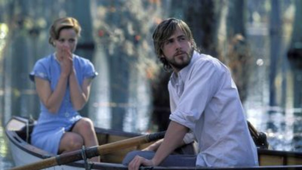 Best movies for a breakup: 'The Notebook'