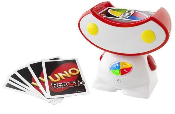 How UNO Roboto makes the classic