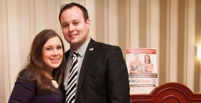 Anna Duggar compares marriage trouble to