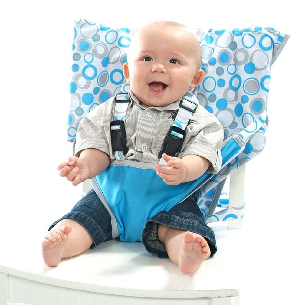 Stress-Relieving Products for New Parents: My Little Seat Infant Travel High Chair