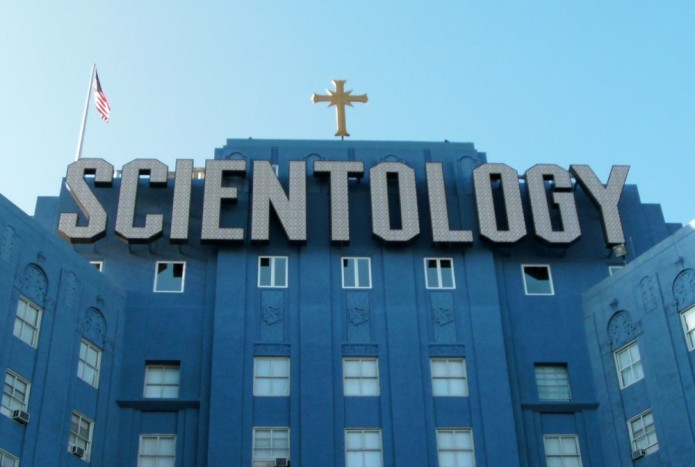 Scientology leader is reportedly going after