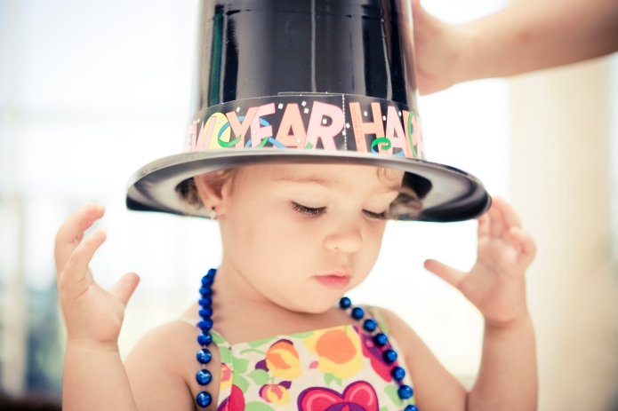 If toddlers wrote New Year's resolutions
